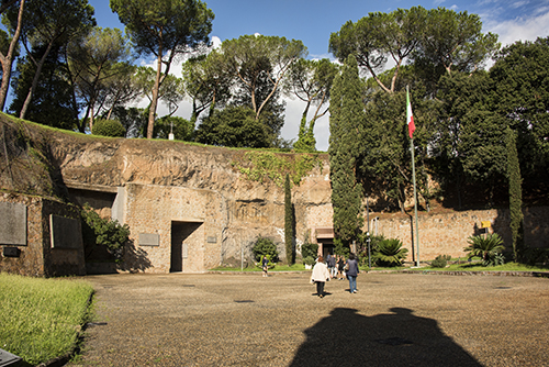 The Fosse Ardeatine