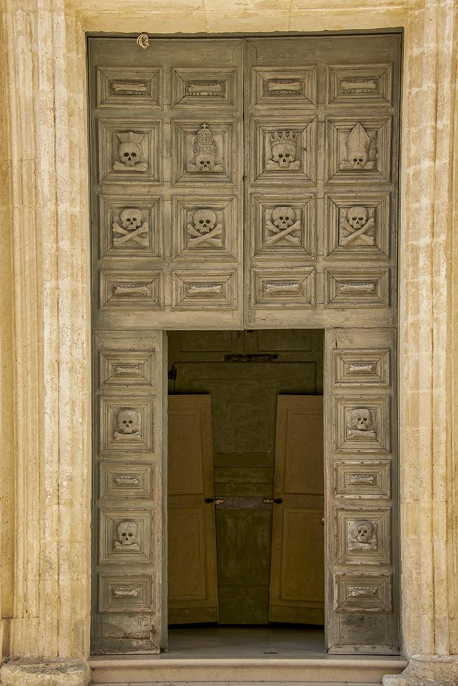 La Chiesa del Purgatorio, Matera